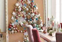 Déco de Noël, voici de belles idées.