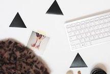 B L O G G I N G  T I P S ! / All you need to know about blogging! <3