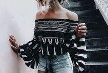Moda   Looks / Moda livre, leve e solta
