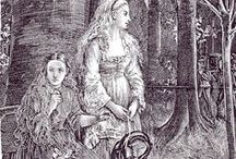 Illustration der phantastischen Literatur
