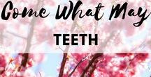 Teeth / Alternatives to conventional toothpaste