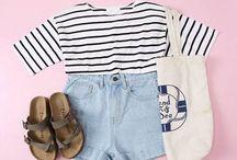 Stripes,stripes everywhere!!