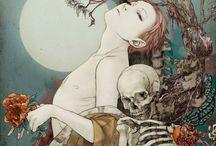 Eroguro art: Takato Yamamoto