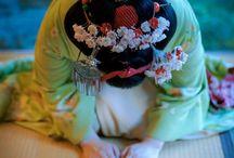 ~*•* G e i s h a *•*~ / Enter the Okiya and discover the beautiful world of Geisha ^.^