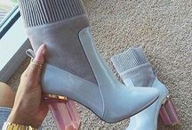 Shoes : Girl's best friends