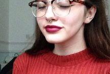 Eyeglasses are sexy!