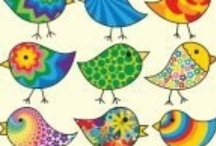 DIY Birds