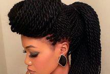 Hairtasic  / by Trish Jackson