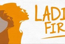 Ladies First  / In aanloop naar Internationale Vrouwendag op 8 maart organiseert The Hunger Project de Ladies First-campagne. Van 3 tot en met 8 maart staan sterke vrouwen in Benin en India centraal. Investeer samen met The Hunger Project in de dromen en ambities van deze sterke vrouwen. Geef ze een eerlijke kans, zodat zij hun mannetje kunnen staan in de strijd tegen honger. Dan maken zij een einde aan de honger van hun gezin en van hun gemeenschap. Omdat het kan. www.ladiesfirst2013.nl