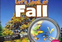 Fall Picture Books / This list contains picture books that are all about Fall and available for check out at the Haywood County Public Library.
