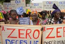 Hiv/aids / 1 december 2013 is het Wereldaidsdag, een internationale dag die gewijd is aan de bewustwording over hiv/aids.