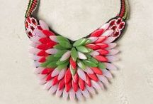 Necklaces by Ranna Gill