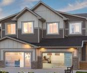 Exterior Architecture / Whatever you style - we have the home for you! Enjoy an array of traditional and modern exterior architecture with our homes.