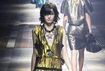 Style Report: Primavera - Verano 2014 / Un tributo al arte, las artesanías y la afición por lo deportivo en la nueva temporada. Por la Revista Vogue.