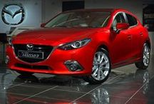 The All-new Mazda3 at Essex Mazda / The new Mazda3 combines a beautiful flowing design, amazing fuel consumption and low emissions, and terrific technology and performance.