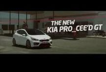 Kia pro_cee'd GT / The Kia pro_cee'd GT is available to test drive from our showrooms at Southend and Lakeside by appointment.