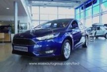 The New Ford Focus / The Ford Focus has had a fantastic facelift for 2015!