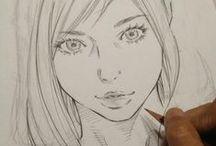 Arte Pintura Dibujos... / Selección de cursos, tutoriales, ideas para dibujar y pintar o solamente compartir.