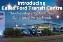 Essex Ford Transit Centres / Enjoy our new high-tech showroom, elevated aftersales and service standards, plus extended opening hours at our Transit Centres in Basildon and Rayleigh.