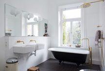 Badrum källare / Nytt badrum i källaren; inspiration, beställda varor