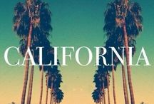 California ✨ / by Tommy Fuss