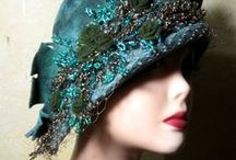 millinery hats by Alina Yo / дизайн головных уборов,авторские шляпки от Алины Ё