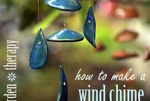Wind chimes from around the world