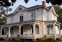 Before and Afters / Check out all of the amazing historic properties that have been saved by PNC!