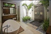 Inspiring Bathrooms / Bathrooms we love.