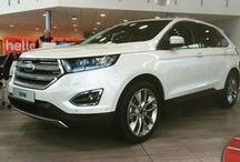 The New Ford Edge / The all-new upscale Ford Edge will enter the UK's surging SUV market priced from £29,995 in the next few months. This sophisticated new car – arriving in Essex Ford's dealerships just after the upcoming launch of the 16 plate – offers class-leading space for up to five passengers, segment-first technologies and refinement to rival premium competitors. It joins the popular Kuga 'family-sized' SUV and the smart EcoSport compact SUV to complete a three-SUV line-up for Ford.
