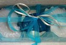 Gift Sets for Summer / Unique Gifts for yourself or your beloved people with summer flavor: Handmade Scented Soap Gift Sets nice decorated for summer.  It can be an elegant, stylish gift for any occasion: any Celebration, any Ceremony, Anniversary, Mothers/ Fathers Day, Feast, Birthday, Graduation, Party. Produced from excellent raw materials - we don't use any silicones, parabens, mineral oil, polycyclic glycol.