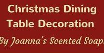 It's Christmas! / Christmas Decoration, Christmas Gifts, Christmas DIY