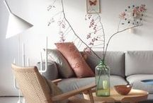 Home Styles / Elegant and beautiful decor inspiration for you home.