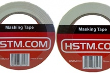 Sticky Tapes | HSTM / One of the leader of manufacturing Sticky Tapes or Adhesive Tapes