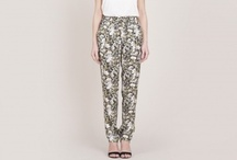Trousers by ECHO
