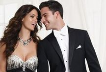 Black Tuxedos / Looking for a Black Tuxedo or Suit? The Tux Shop offers many options that fit the black shade family that will fit all shapes and sizes.
