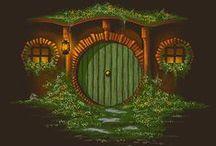 Tolkien - LoTR - The Hobbit