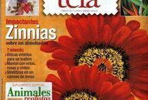 Pintura em tecido (Revistas)