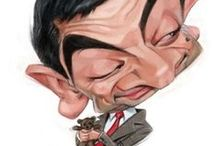 Caricatures / by Maria Leitao