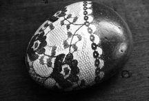 Inspiration: Stones & Eggs
