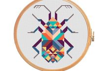 Inspiration: Cross Stitch