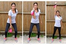 Step-By-Step Workouts / Quick workouts to help you switch up your routine
