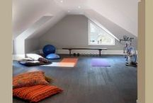 Inspiring Workout Spaces / Could your workout space use a little sprucing up?