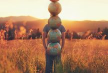 Inspiration: Globes