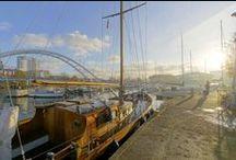 Kołobrzeg, Marina Solna / Port jachtowy z budynkiem klubowym