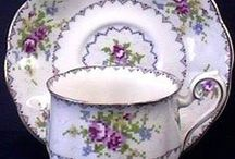 Tea cups & Tea Pots / My tea cup  & teapot collection~ Please enjoy this board and pin as much as you want..    / by BeBe Stephens