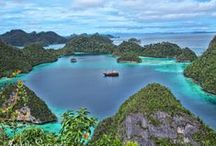 Indonesia: Raja Ampat / Diving and travel in Raja Ampat, West Papua, Indonesia