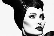 maleficent / Maleficent, Disney, Sleeping Beauty, Aurora, Diaval, Once up on a dream,