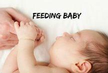 Feeding Baby / Tips and tricks for breastfeeding mommas!