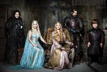 Game of thrones / Only the best book series ever.
